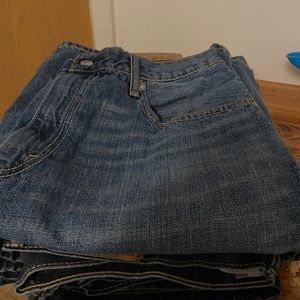 Jean shorts, jeans. Size 36